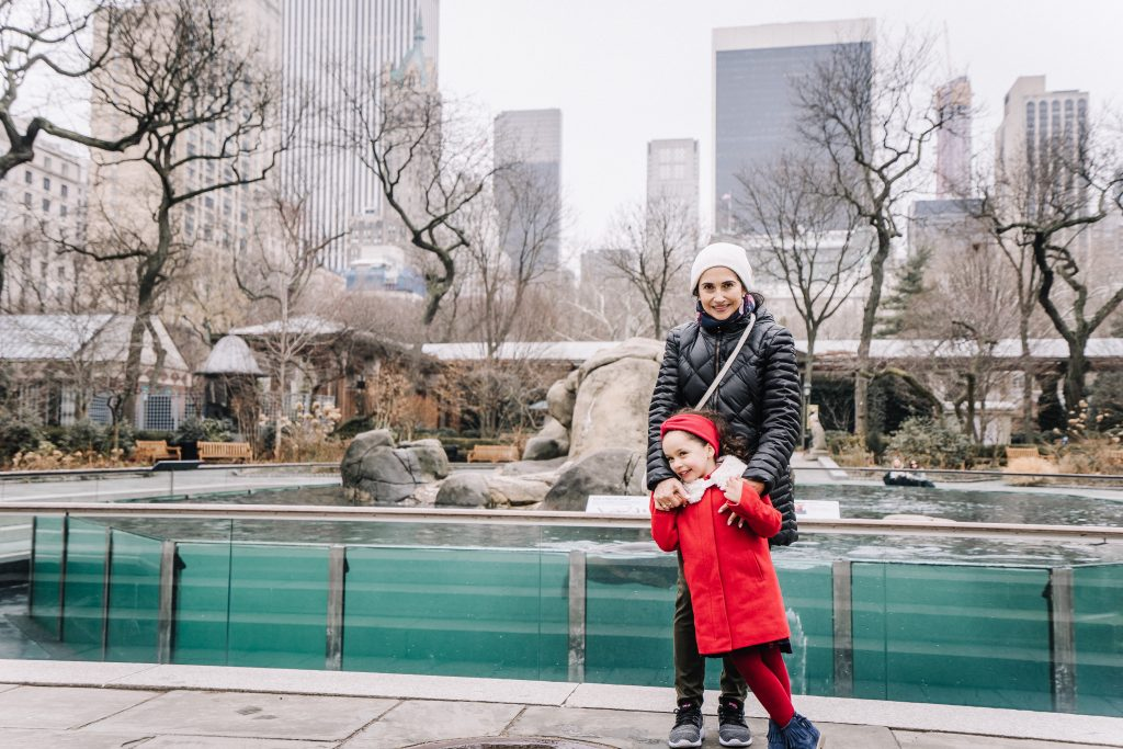 Zoo central park activities for kids nyc