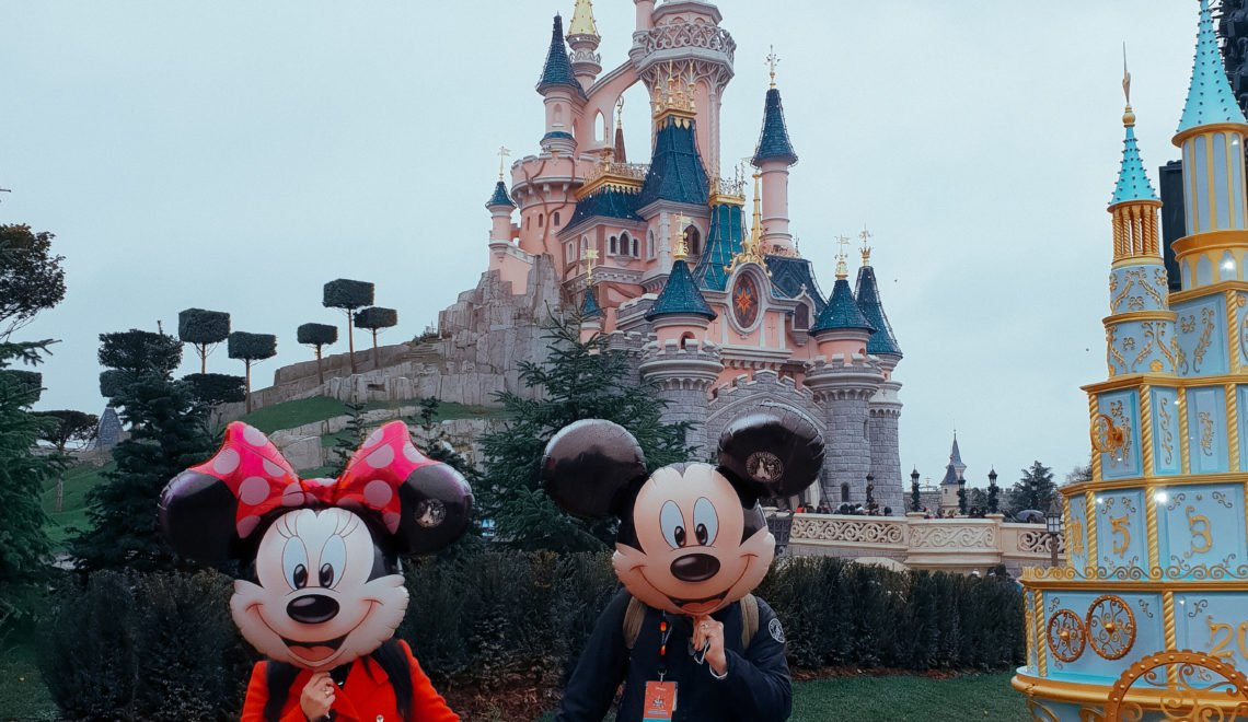 Thanks to MasterCard Europe we celebrated with Mickey its 90th anniversary