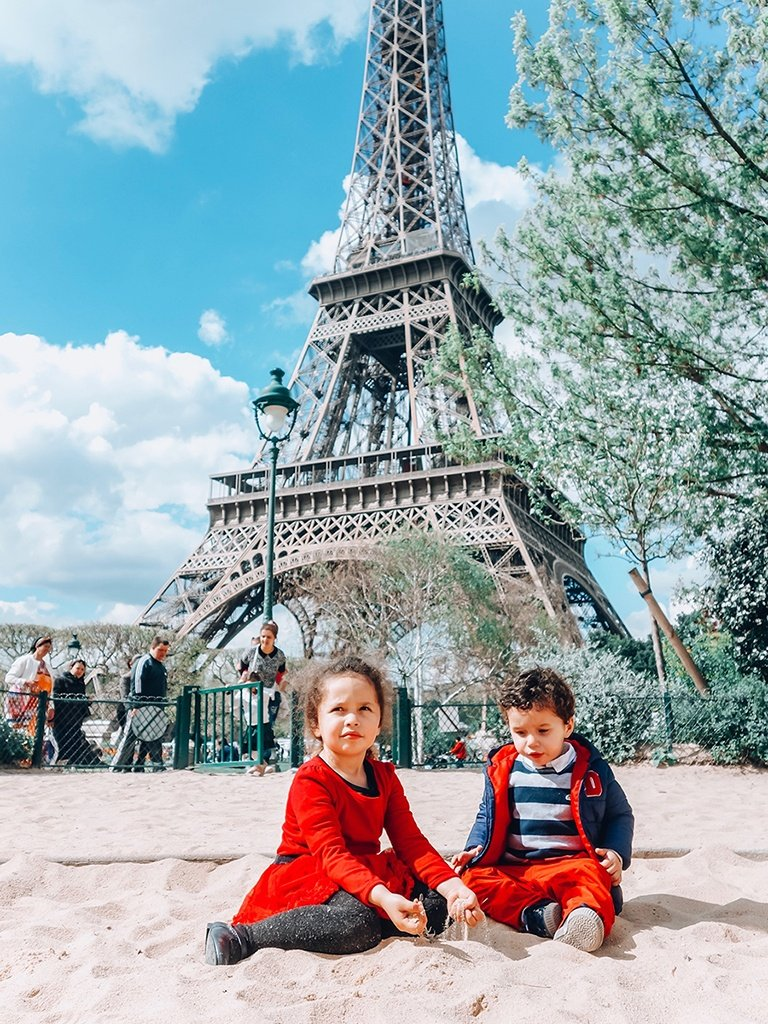 WHERE TO TAKE THE KIDS IN PARIS