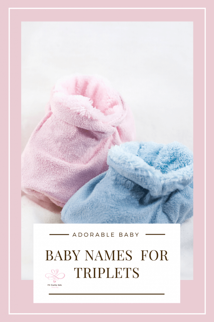 baby names for triplets
