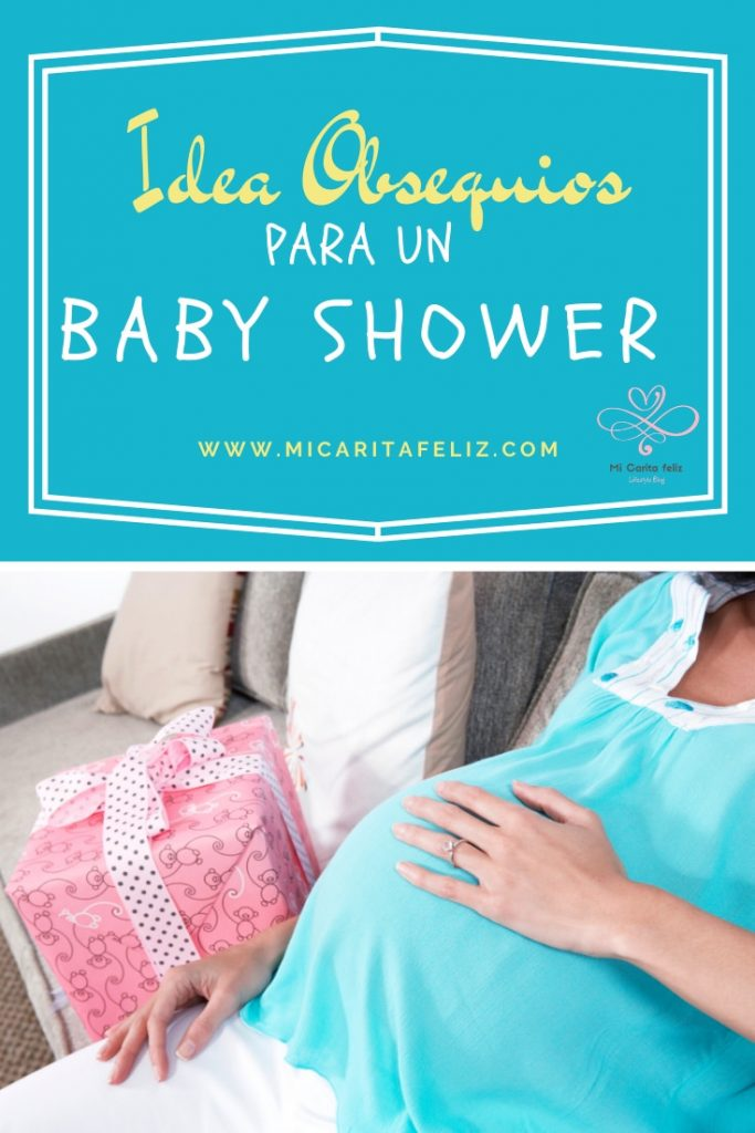 que regalar en un baby shower