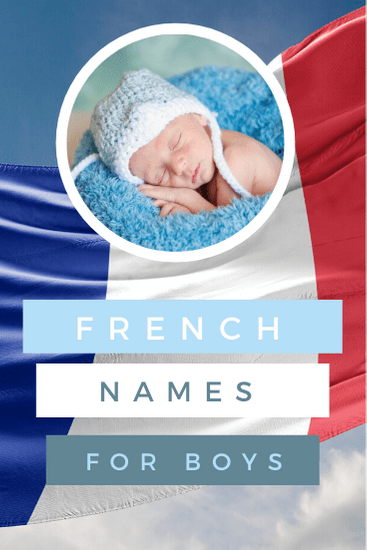 french boys names
