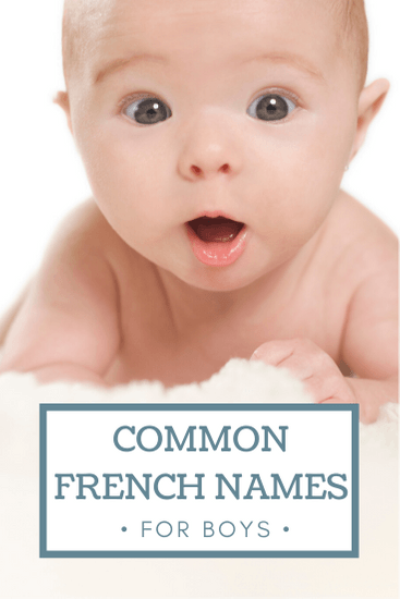 common french names
