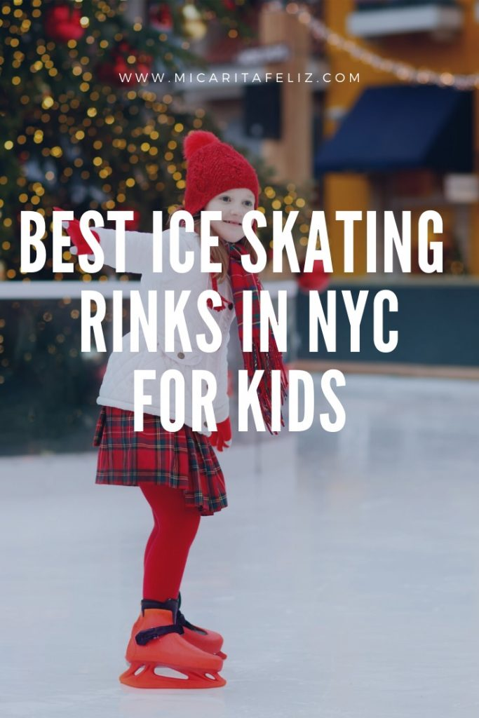 Best Ice Skating Rinks in NYC for Kids