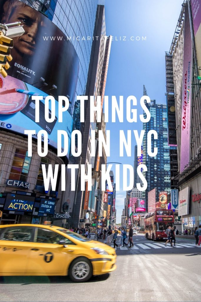 what to do in new york with kids