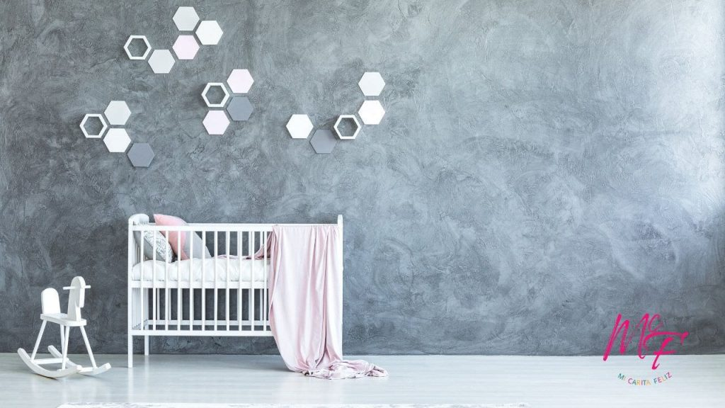 ideas decoracion cuarto del bebe