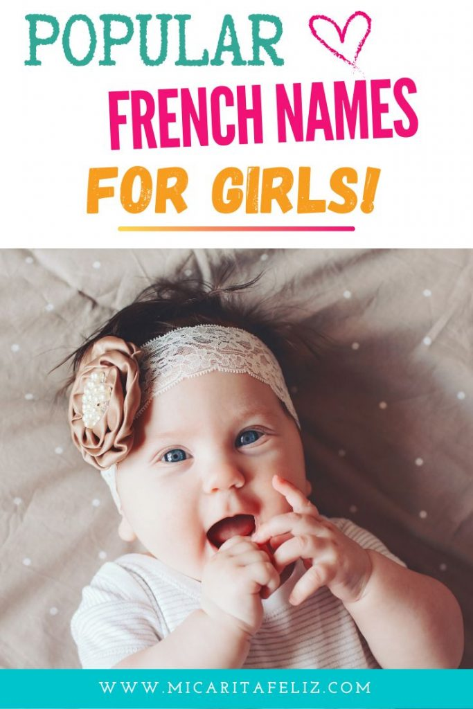 french names for girls #frenchnamesforgirls